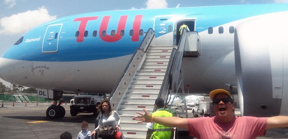 Avión de JetAir Fly