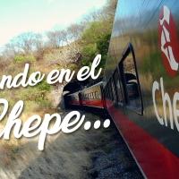 Viajando en el Chepe
