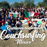 Reuniones Nacionales Couchsurfing México