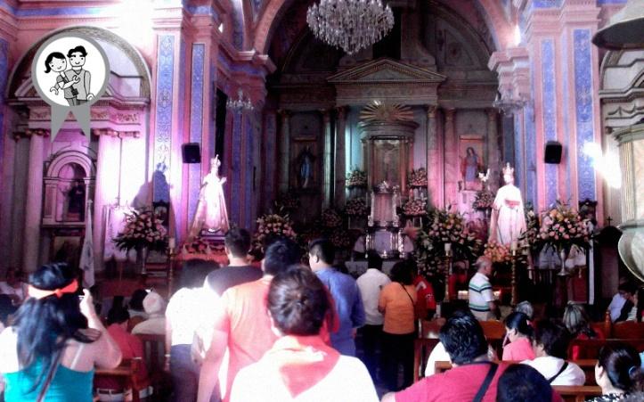 iglesia interior