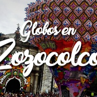 Globos en Zozocolco